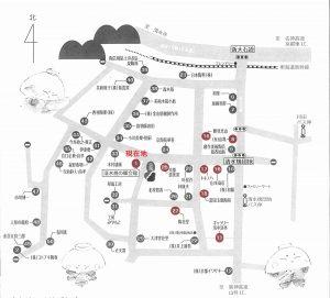 清水焼団地マップ